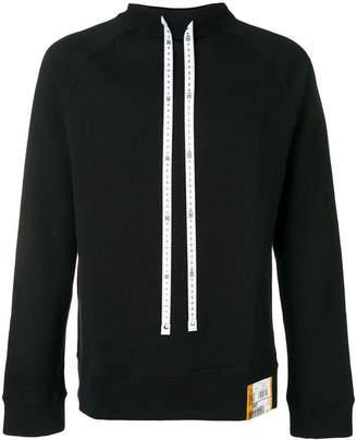 Puma Maison Yasuhiro drawstring sweatshirt