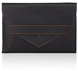 Boldrini Selleria Men's Leather Portfolio - Black