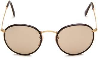 Ray-Ban Men's Round Craft Cateye Sunglasses