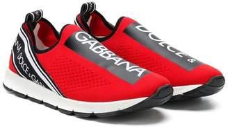 Dolce & Gabbana TEEN slip on sneakers