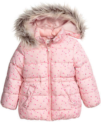 H&M Padded Jacket - Pink