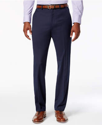 Alfani Men's Stretch Performance Solid Slim-Fit Pants, Created for Macy's