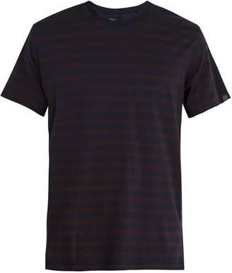 Rag & Bone Henry striped cotton T-shirt