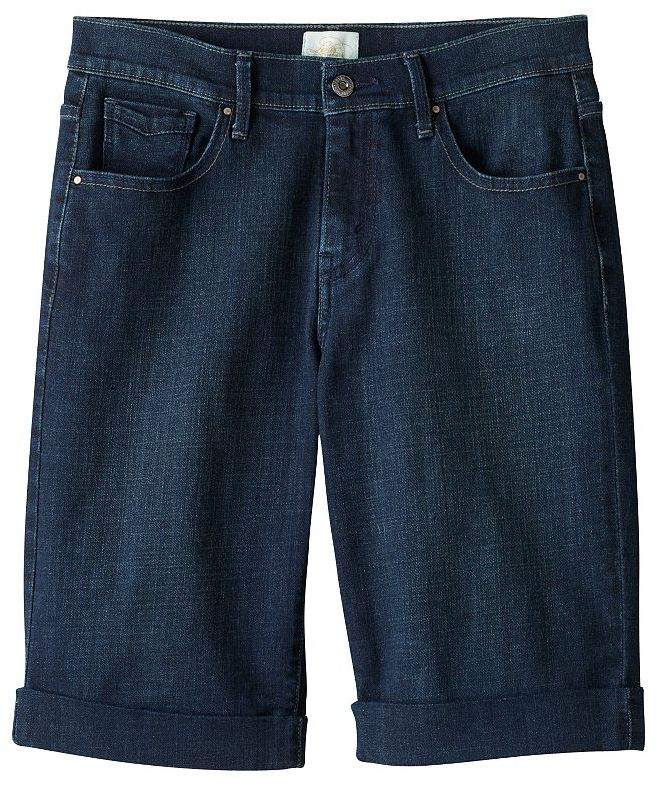Levi's® 515® cuffed denim bermuda shorts