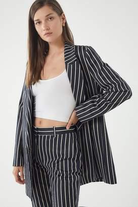 Just Female Laurent Pinstripe Blazer