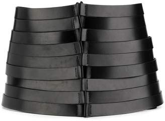 Ann Demeulemeester strappy belt