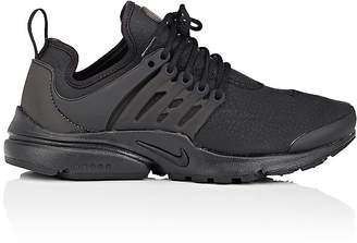 Nike Women's Air Presto Premium Leather Sneakers $140 thestylecure.com