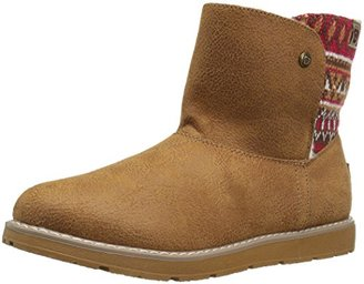 BOBS from Skechers Women's Bobs Alpine Snowday Cozy Winter Boot $24.28 thestylecure.com