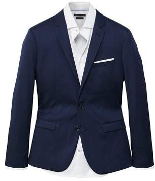 Mango man MANGO MAN Super slim-fit patterned suit blazer
