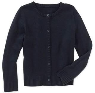 George Toddler Girl Uniform Cardigan