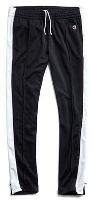Todd Snyder + Champion Stripe Track Pant in Black