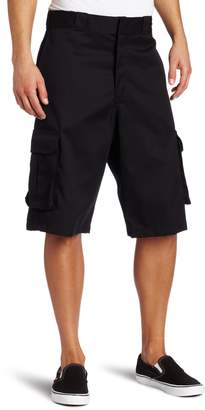 Dickies Men's Big 13 Inch Loose Fit Twill Cargo Short