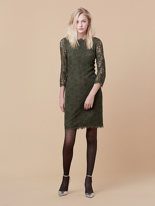 Zarita Long Lace Dress $368 thestylecure.com