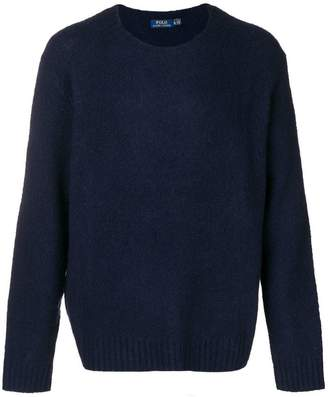 Polo Ralph Lauren elbow patch sweater
