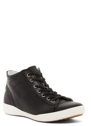 Josef Seibel Sina 17 Leather Mid-Top Sneaker