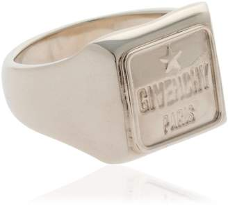 Givenchy Star Medallion Ring