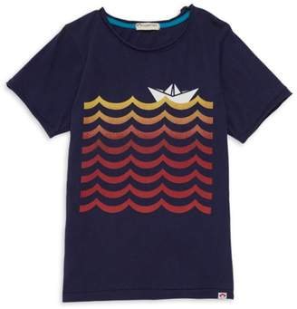 Appaman Baby Boy's, Little Boy's & Boy's Eclipse Graphic Tee