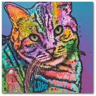 Trademark Fine Art Tigger Custom-1 by Dean Russo