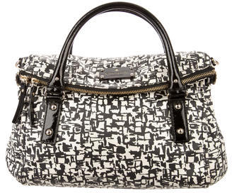 Kate Spade New York Marble Hill Leslie Satchel $145 thestylecure.com