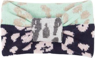 Missoni Cheetah Print Cashmere Headband
