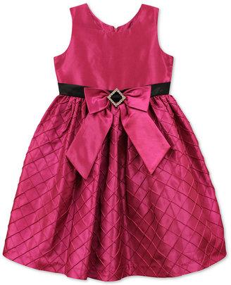 Jayne Copeland Little Girls' Taffeta Holiday Dress $74 thestylecure.com