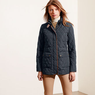 Ralph Lauren Diamond-Quilted Jacket $160 thestylecure.com