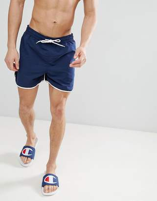 Jack and Jones Swim Shorts With Tipping