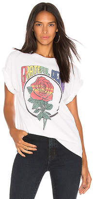 Junk Food Clothing Grateful Dead Rose Tee