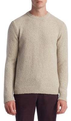 Saks Fifth Avenue COLLECTION Regular-Fit Wool Sweater