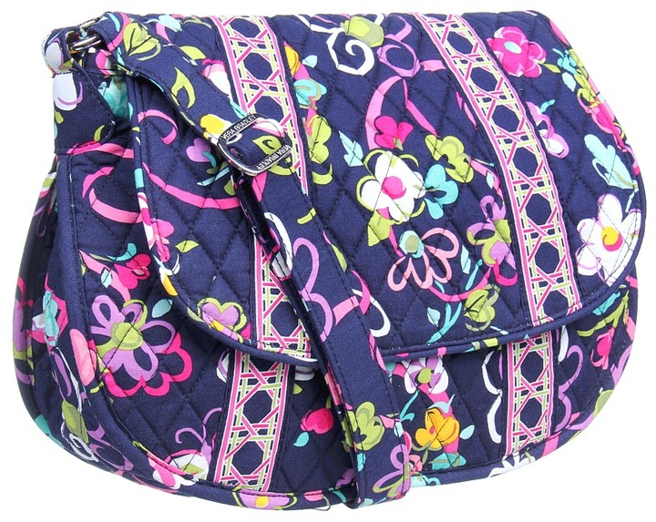 Vera Bradley Saddle Up (Ribbons) - Bags and Luggage