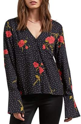 Volcom Check Out Time Top