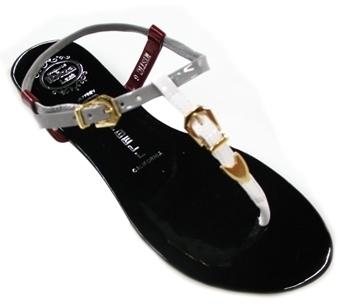 Jeffrey Campbell - Black Mystic Ankle Strap Sandal