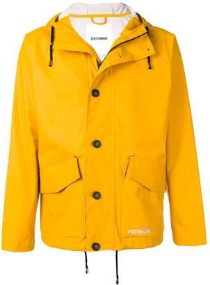Stutterheim Stenhamra lightweight raincoat
