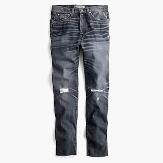 J.Crew Point Sur rigid skinny jean in cedar wash