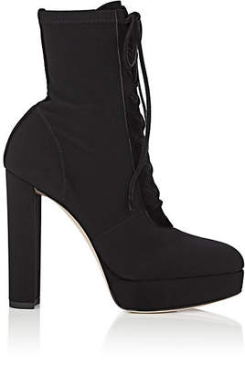 Gianvito Rossi Women's Garcelle Platform Ankle Boots - Black