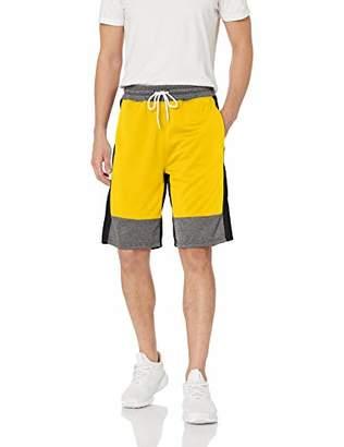 Southpole Men's Marled Track Shorts