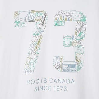 Roots Boys Paddle T-shirt