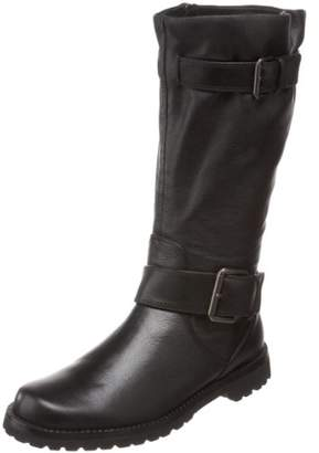 Gentle Souls by Kenneth Cole Women's Buckled Up Moto Boot Boot