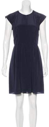 Rebecca Taylor Silk Knee-Length Dress w/ Tags