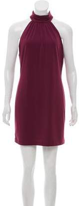 Rachel Zoe Mock-Neck Mini Dress w/ Tags