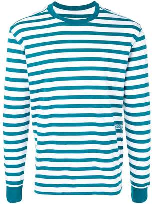 Pop Trading Company striped jumper