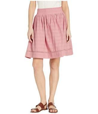 Mountain Khakis Flutter Skirt Relaxed Fit
