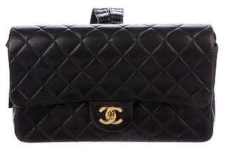 Chanel Quilted CC Backpack
