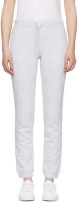 A.P.C. Grey US Jogging Lounge Pants