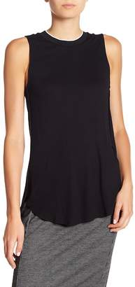 Joe Fresh Ribbed Trim Tank Top