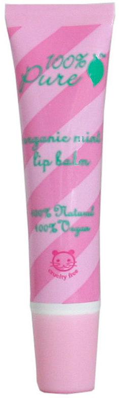 100% Pure Minty Lip Balm 0.5 oz (14 g)