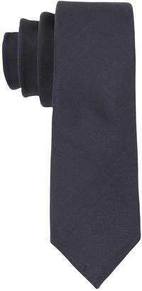 Calvin Klein X Liquid Luxe Skinny Solid Tie