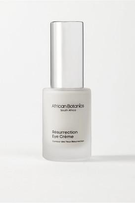African Botanics Marula Résurrection Eye Cream, 15ml - one size
