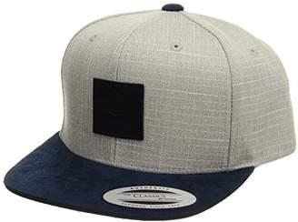 Element (エレメント) - [エレメント] [キッズ] フラット キャップ (サイズ調整可能) AI025-904 / STATE II CAP BOY/帽子 子供服 かわいい GGH_グレー US F (FREE サイズ)