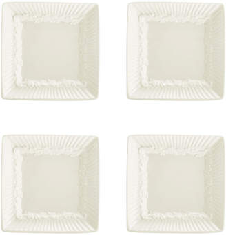 Mikasa Square Dipping Plates, Set of 4
